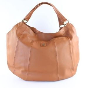 3478092c26a2 Rachel Zoe Bags - Brown Leather Extra Large 11mr0124 Hobo Bag
